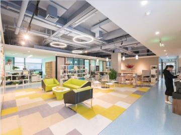 溢空间(深圳湾科技生态园)共享办公