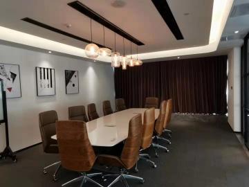 新天世纪商务中心中层 580平米地铁直达 可备案精装
