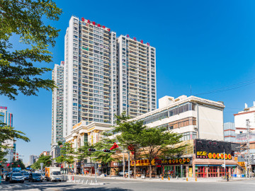 金马商业中心写字楼楼盘