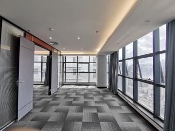 都汇中心 302平米 地铁口精装 高层商业完善