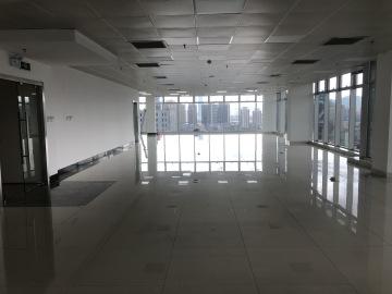 物资控股置地大厦高层 822平米地铁口 可备案电梯口