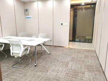 紧邻地铁 京基滨河时代广场北区(二期A座) 108平米商业完善 中层办公好房