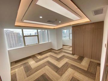 庐山大厦高层 302平米地铁直达 可备案精装