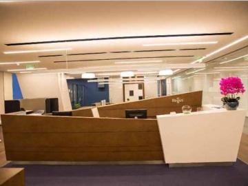 雷格斯(平安金融中心)共享办公