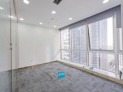 紧邻地铁 华润置地大厦 239平米精装 低层商业完善