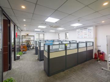 可备案 杭钢富春商务大厦 123平米使用率高 中层配套成熟写字楼出租