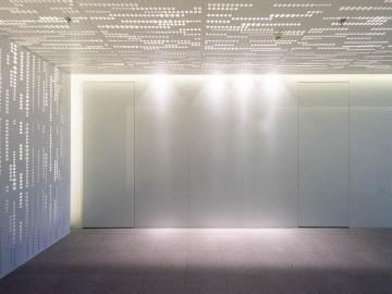 电梯口 NEO企业大道 478平米业主直租 中层精装