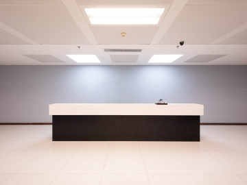 电梯口 NEO企业大道 1247平米业主直租 高层精装