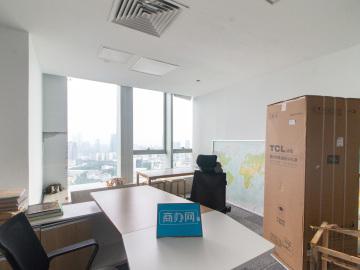 470平米田厦国际中心 高层紧邻地铁 可备案精装