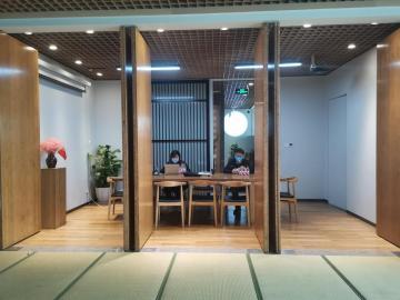 卓越宝中时代广场低层 395平米楼下地铁 高使用率精装
