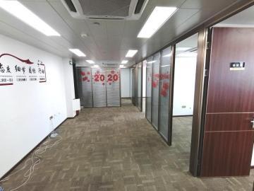 世界金融中心高层 150平米地铁口 直租企业聚集地写字楼出租