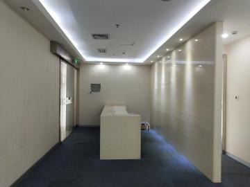 有地铁 中投国际商务中心 1328平米可备案 低层整层在租写字楼出租