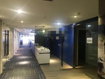888平米南方证券大厦 中层沿地铁 直租地段优越写字楼出租