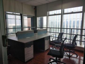 交通枢纽 万骏经贸大厦 325平米精装修 中层亏本在售