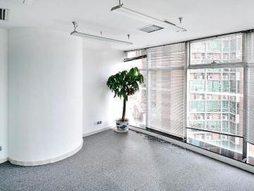 鸿隆世纪广场低层 97平米地铁旁 地段优越即买即用