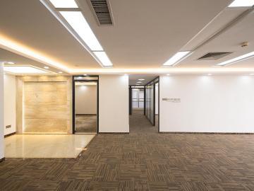 创建大厦低层 248平米紧邻地铁 配套完善办公好房