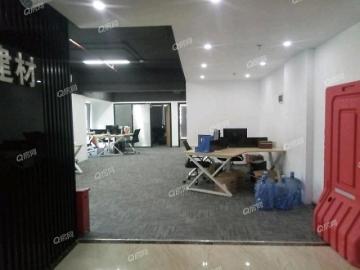 交通枢纽 盛唐商务大厦 188平米精装修 中层诚心写字楼出售