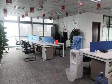 新世界商务中心 248平米 中层 简装修 业主急卖