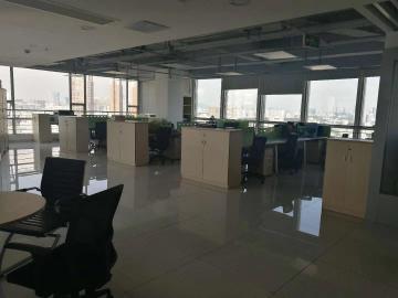 深信泰丰大厦 380平米 楼下地铁商业完善 高层急卖