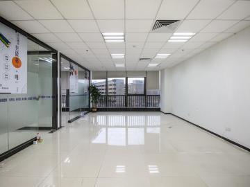 南园枫叶大厦 110平米 商业完善 低层 钥匙在手