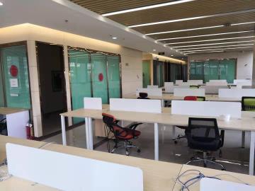 有地铁 深圳市软件产业基地 434平米精装修 低层业主急售