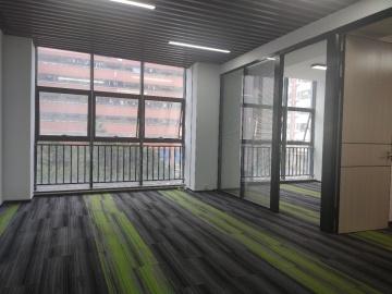 281平米高新奇科技园一期二期三期 低层电梯口 直租装修好写字楼出租
