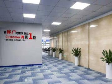 1584平米汇海广场 高层高使用率 配套齐全办公好房
