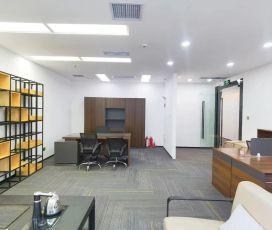 大冲商务中心 130平米办公室