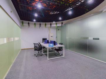 深圳西部硅谷 156平米 步行可达拎包入驻 高层房源真实写字楼出租