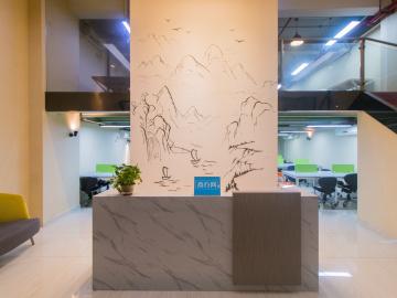 卫东龙商务大厦低层 313平米办公好房 随时看房优选办公