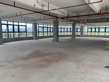 712平米华强创意产业园 高层整层 电梯口亏本在售