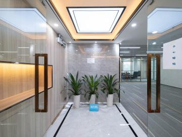 大中华国际交易广场 350平米 近地铁精装 中层优选办公