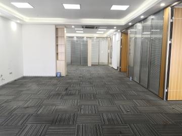 200平米金谷二號 高層地鐵口 紅本備案直租寫字樓出租