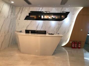 417平米诺德金融中心 中层临地铁 使用率高精装修写字楼出租