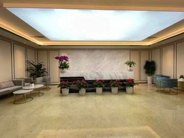 紧邻地铁 中洲大厦 788平米可备案 高层业主直租