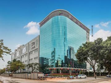 腾邦国际互联网金融产业园写字楼楼盘