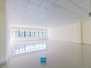 可租整层 华丰智谷园山高科技产业园 2278平米办公好房 高层随时看房