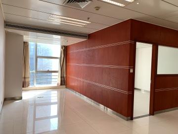 金中环商务大厦高层 125平米地铁直达 高使用率配套齐全