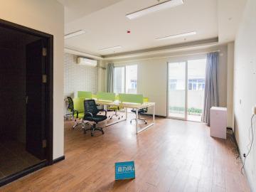 沿地铁 优创空间产业园 85平米可备案 高层装修好写字楼出租