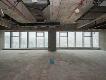 NEO企业大道中层 502平米可备案 高使用率随时看房