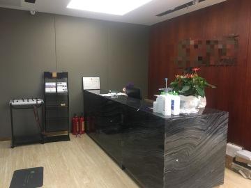 楼下地铁 诺德金融中心 493平米业主直租 高层精装