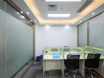 勁松大廈 98平米 精裝修專業服務 低層舒適辦公寫字樓出租