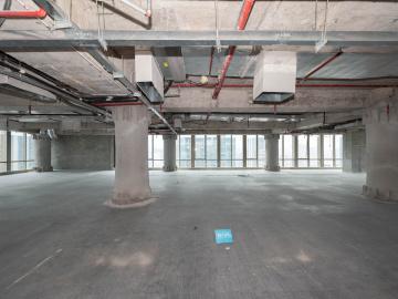 瀚森大厦中层 1573平米地铁口 电梯口业主直租