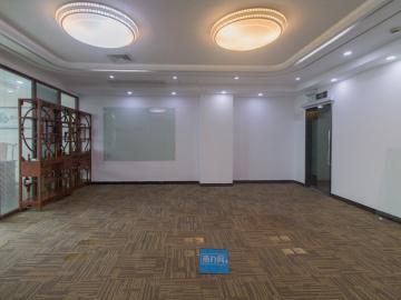 208平米粤商中心 中层可备案 配套齐全办公好房
