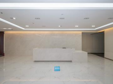 京基100中层 1451平米地铁旁 正电梯口一手业主写字楼出租