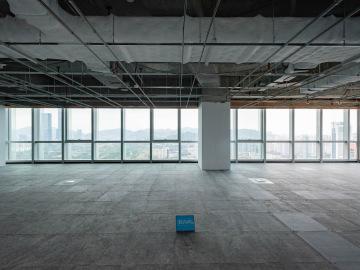 中航商业中心 546平米 紧邻地铁电梯口 中层高使用率