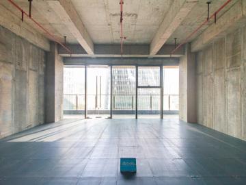 步行可达 前海香缤大厦 1845平米红本备案 中层大面积写字楼出租