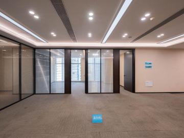 京地大厦低层 235平米地铁口 正电梯口位置优越写字楼出租
