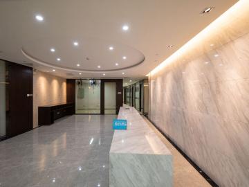 1020平米文博大厦 中层沿地铁 可备案一手业主写字楼出租