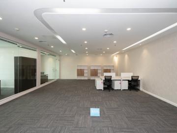 步行可达 卓越世纪中心 407平米红本备案 低层直租写字楼出租